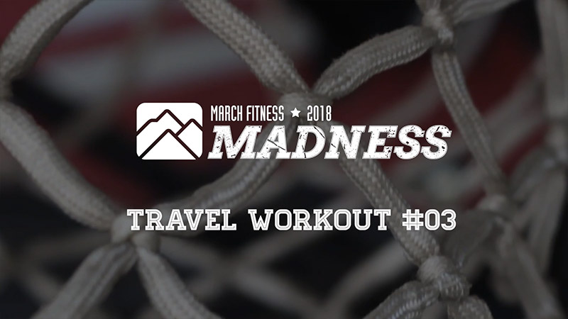 Granites March Fitness Madness